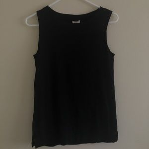Lightweight Black Tank